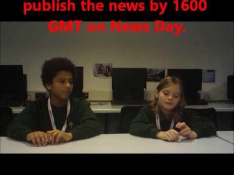 Why you should do BBC School Report by Cardinal Newman Catholic School School Report Team