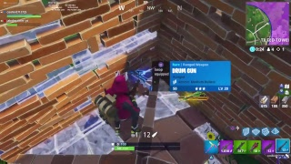 Fortnite Live PS4 Broadcast getting better
