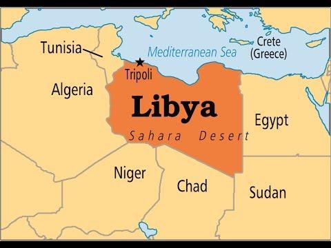 Traveling: Libya
