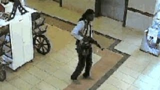 CNN has obtained videos from inside the Westgate Mall