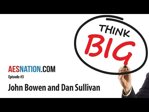 Dan Sullivan on How to 10x Your Life and Business
