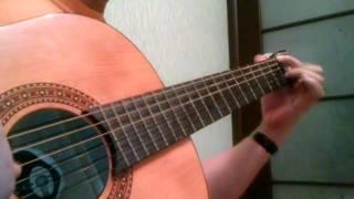 Tóc gió thôi bay _ Guitar solo.