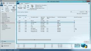 """How does the """"Mark Items"""" function work - in Microsoft Dynamics NAV"""