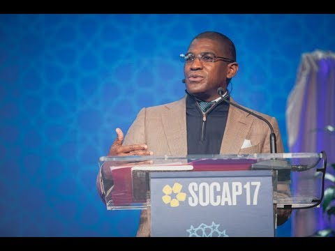 AJ Jones II - W.K. Kellogg Foundation - Investments in Racial Equity - SOCAP17