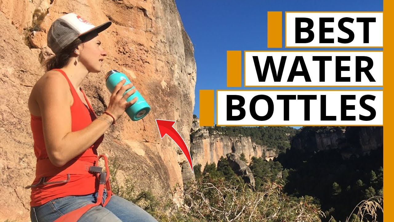 Top 5 Best Water Bottles for Hiking & Travel