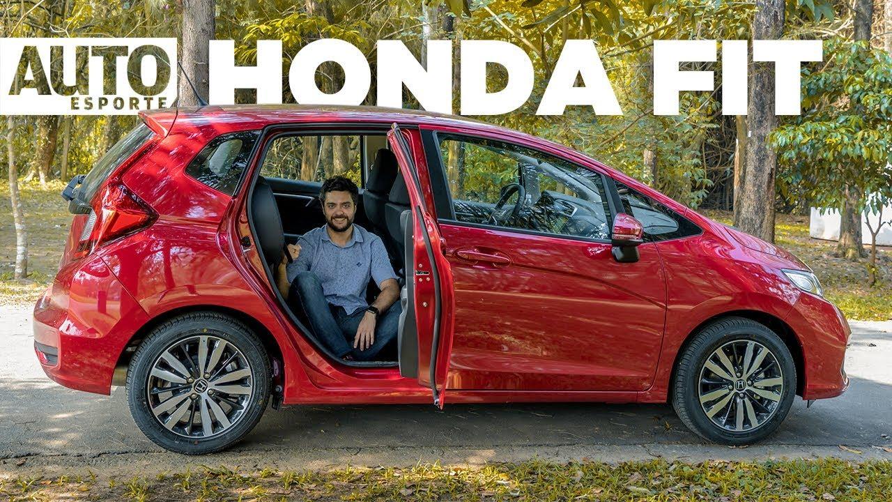 Honda Fit 2019 Espaco E Versatilidade Compensam O Preco Youtube