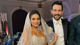 زفاف الإعلامي أحمد قاسم و لين جدعان 💍❤ |  معن برغوث هلا بلخميس
