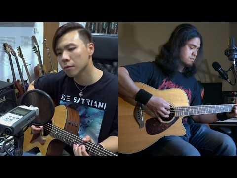 Hero of the Day - Metallica - Acoustic Guitar Cover - With Ether