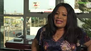 INTERVIEW - WITH - MONALISA CHINDA COKER