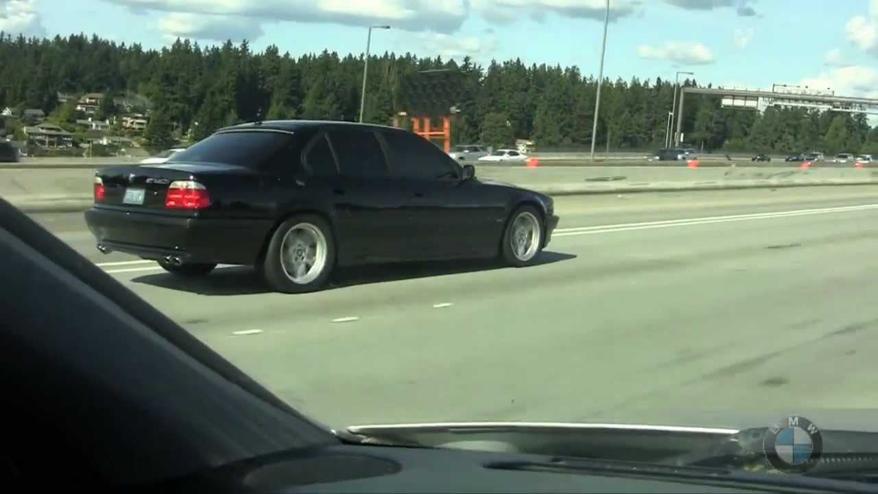 Bmw Of Bellevue >> 2001 BMW 740i e38 - YouTube