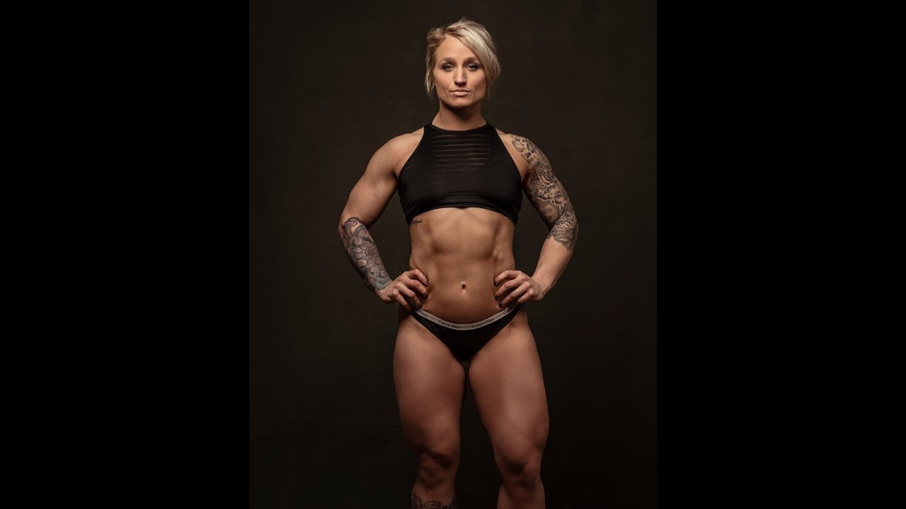 Kels Kiel : Workout Grit, The Power of Strong Female Role Models and Learning to Push a Sled