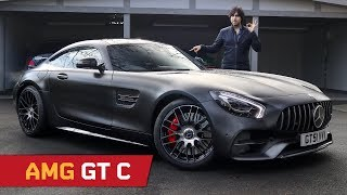 AMG GT C Coupé - Why it could be the BEST GT!