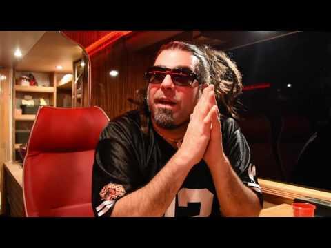 ILL NINO's Cristian Machado on Nu Metal Scene, SUICIDE SILENCE Backlash, Next Album & Touring (2017)