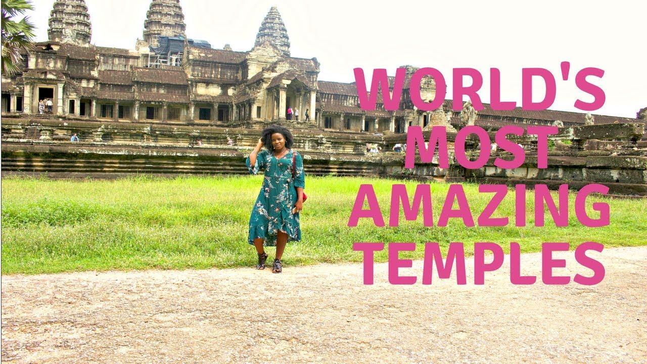Angkor Wat Temple Travel Vlog | Cambodia