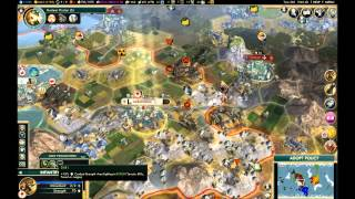 Civ V Japan Part 16, Sweden Joins In On the Fun