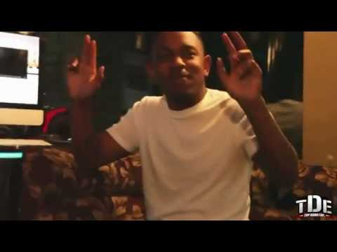Kendrick Lamar feat. Schoolboy Q, Ab-Soul, J.Cole, Drake, Pharrell - TDE Music Matters Vlog - Eat