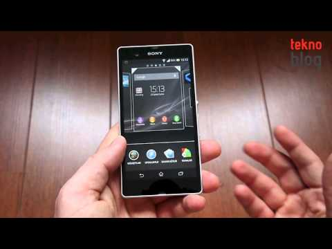 Sony Xperia Z İncelemesi
