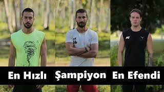 Survivor 2018'in Enleri !