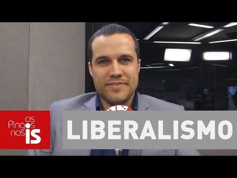 Felipe Moura Brasil Analisa Liberalismo De Doria E Bolsonaro