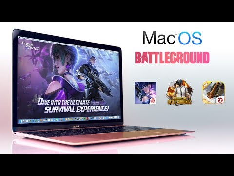 How To Play On Mac | PUBG, Free Fire, Cyber Hunter & More 100% Free #2019