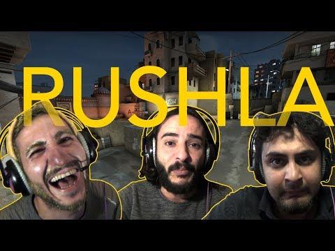 TARKAN YOLLA PARODİ - CS GO RUSHLA / PARODİ KİNGS