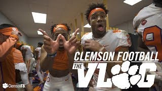 Clemson Football || The Vlog (Ep 11)