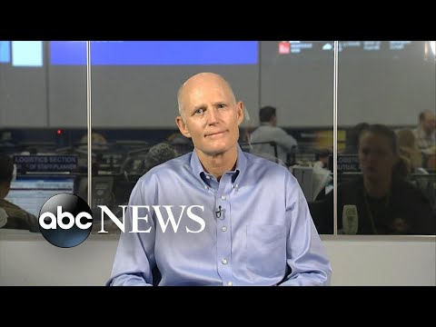Florida Gov. Rick Scott on the latest on Hurricane Irma