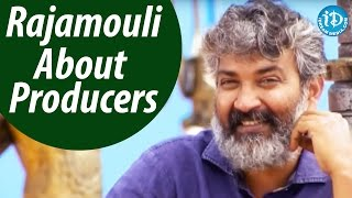 Rajamouli About Producers | Baahubali: The Conclusion Shivarathri Special Interview