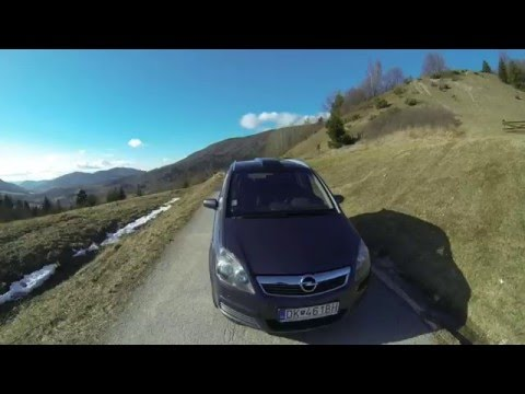 Review and test drive Opel Zafira B 1,9 CDTi Panorama - Видео с YouTube на компьютер, мобильный, android, ios