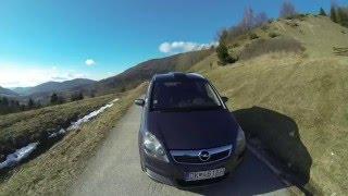 Review and test drive Opel Zafira B 1,9 CDTi Panorama(, 2016-03-08T14:33:05.000Z)