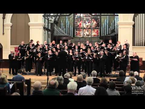 RACHMANINOFF All Night Vigil, Op. 37, No. 6 - Washington Master Chorale - 2015
