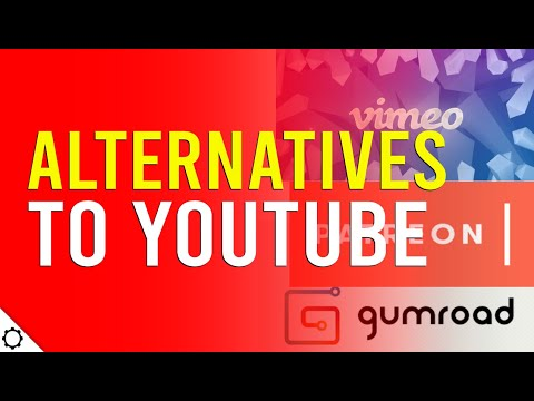 Alternatives to Youtube for Videos or Online Success