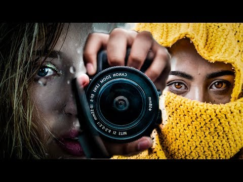 Kit Lens ONLY! Portrait Photography How To Achieve A Professional Look