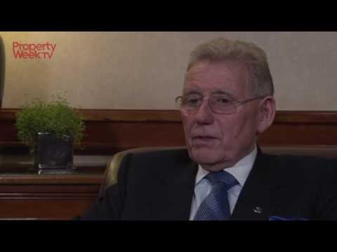 RESI 2016: Berkeley chairman Tony Pidgley CBE