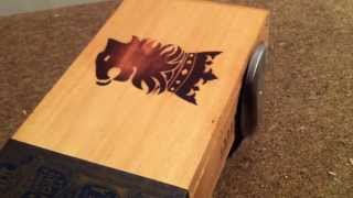 Cigar Box Pickup Winder Kit