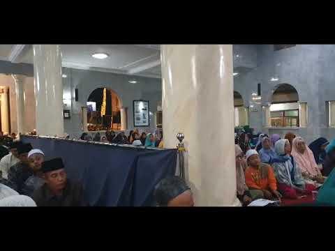 Gus Thuba 16 Juni 2019 Dzikrul Ghofilin Di Masjid Besar Gondanglegi Malang