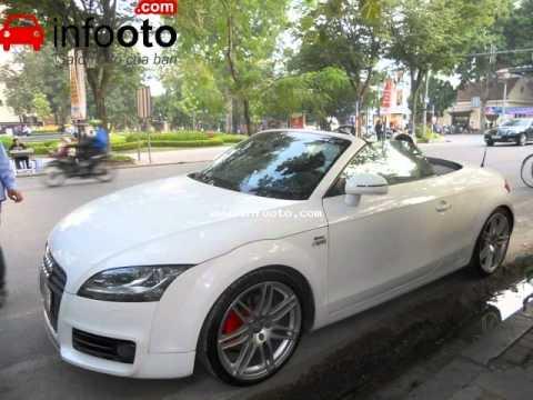 Ban oto cu, oto cu, oto, Bán xe Audi TT - 2010.wmv