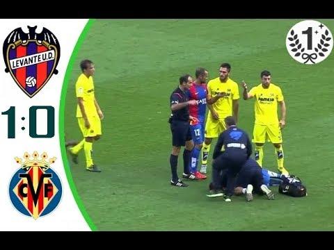 Download Levante vs Villarreal 1 0 - All Goals & Highlights 21 August 2017