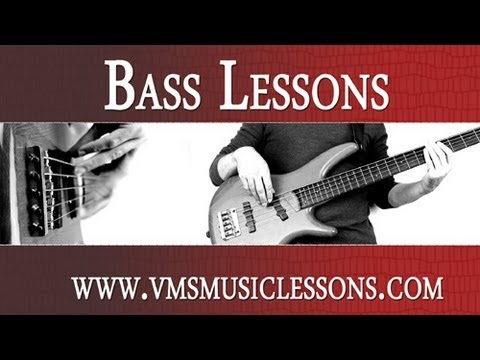 Bass Lessons: Counting & Timing (Rhythm for beginners)