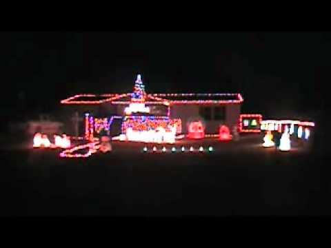 ed moyer christmas lites 2010 part 1 - Christmas Lites