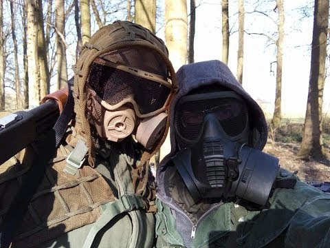 "Airsoft OP POST APOCALYPSE II ""épisode 1"" Rôle play Ghost Company"