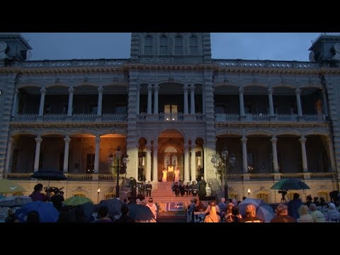 Honoring Queen Lili'uokalani on the centenial of her death