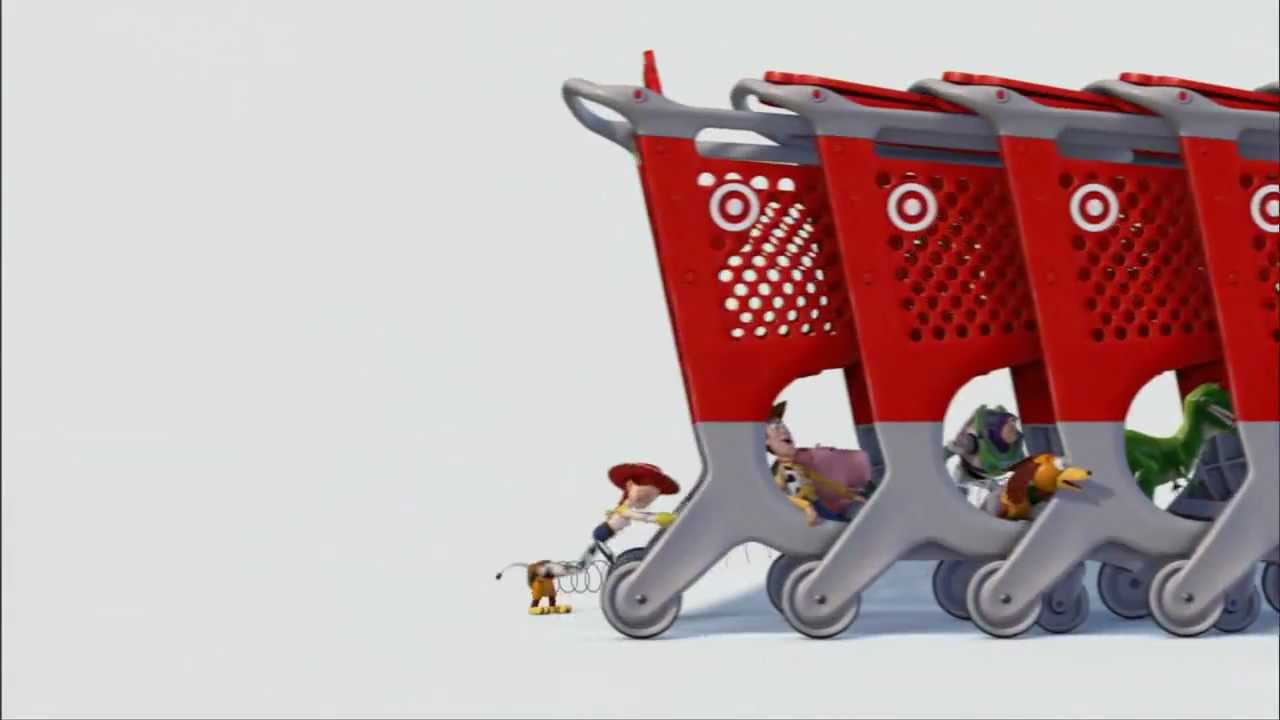 Toy Story 3 Commercial Toys Go To Target Youtube