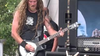 Jungle Rot 'Paralyzed Prey' (HD) (HQ Audio) Mayhem Live Chicago 7/12/2015