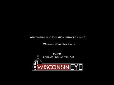 9:00 am   Wisconsin Public Education Network Summit
