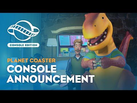Planet Coaster: Console Edition | Announcement Trailer