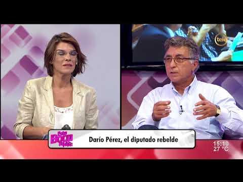 Darío Pérez, el diputado rebelde/ 1