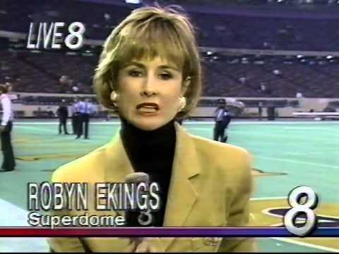 WVUE ABC CH8 News 8 Tonight TV News 12-31-1990