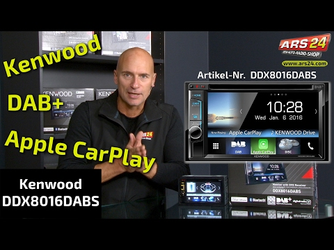 Kenwood Double Din Wiring Diagram Printable Plant Cell Labeled To Install Apple Carplay In A Fiat Ducato Tutorial Ddx Ddx8016dabs Anleitung Doppel Autoradio Mit Und Bluetooth