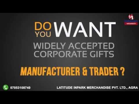 Corporate Gifts by Latitude Inpark Merchandise Private Limited, Agra